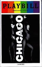 CHICAGO GAY PRIDE PLAYBILL NEW YORK CITY BROADWAY JUNE 2015 BRANDY NORWOOD