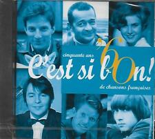 CD album: Compilation: C' Est Si Bon ! '60. Vol.4. Polygram. U