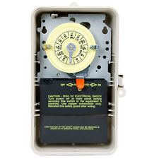 INTERMATIC Pool Spa Timer Indoor/Outdoor 110/120V 24hr T101P3 Mechanical Timer
