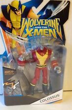 Marvel Universe Figure Of COLOSSUS Action Figure From Wolverine and the X-MEN