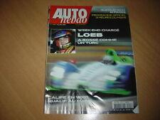 Auto hebdo N°1498 Ascari KZ1R.24 H du Mans