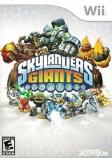 Skylanders Giants - Nintendo  Wii Game