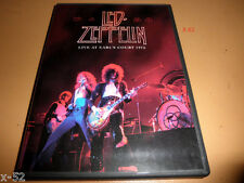 LED ZEPPELIN dvd LIVE at EARL'S COURT 1975 STAIRWAY TO HEAVEN dazed & condused