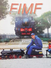 Bollettino treni FIMF n°233 Storia della Ferrovia e rotaie di Nettuno  [TR.33]
