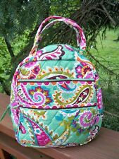 VERA BRADLEY Lunch Bunch Bag School Office Travel Tutti Frutti FREE SHIPPING
