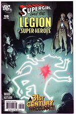 Supergirl and the Legion of the Super Heroes 19 vf/nm 2006 DC