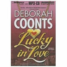 Lucky o'Toole Vegas Adventure: Lucky in Love 0 by Deborah Coonts (2013, MP3...