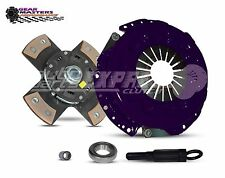 CLUTCH KIT GEAR MASTER STAGE 3 FOR 81-86 NISSAN 280ZX 2.8L 300ZX 3.0L TURBO 6Cyl