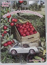 76th Shenandoah Apple Blossom Festival Chevrolet Corvette in custom blister pack