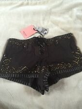 Topshop Ladies Shorts Kate Moss