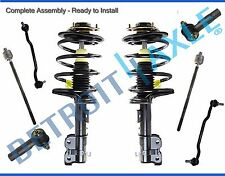 New 8pc Complete Front Quick Strut and Spring Suspension Kit for Nissan Maxima