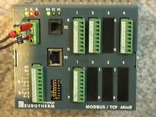 Eurotherm 305647 Mini8 Multi-Loop Temperature Controller Modbus, Ethernet TCP