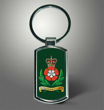The Intelligence Corps Keyring / Key Chain + Gift Box