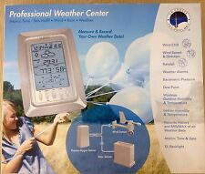 La Crosse WS-2308 Full Featured Professional Weather Center with PC Interface