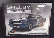 New Sealed Revell Shelby GT 350R 1:24 Scale Model Kit