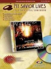 My Savior Lives, New Life Worship, CD digital songbook, piano/vocal -ret $20