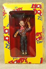 """Stanton Arts Howdy Doody 50th Marinette Puppet Christmas Ornament 3"""" Figurine D3"""