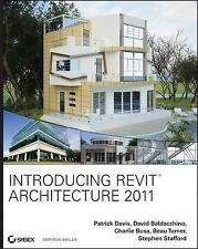 Introducing Autodesk Revit Architecture 2011 Davis, Patrick, Busa, Charlie, Tur