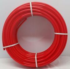 "*NEW* Certified Non Barrier 1/2""-1000' coil -RED PEX for Heating and Plumbing"