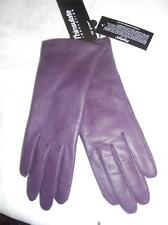 Fownes Purple Thinsulate Genuine Leather  Gloves,Small