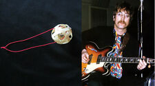 The Beatles  Lennon Suzu Charm Guitar Lucky Bell Ball Bamboo Weave Band Gift