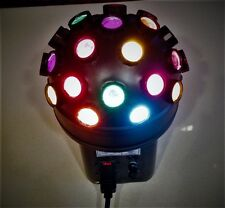 CHAUVET CH-215A Mini Line Dancer – Sound-Activated Dance Lighting Effect
