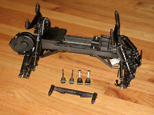 Vintage Traxxas Stampede Rolling Roller Chassis / Extra Spare Parts Bundle Lot