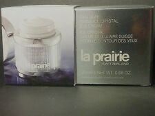 La PRAIRIE CELLULAR SWISS ICE CRYSTAL Eye Cream x 20ml NUOVI / SIGILLATI