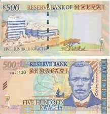 Malawi - 500 Kwacha 2003 unc pick 48aa
