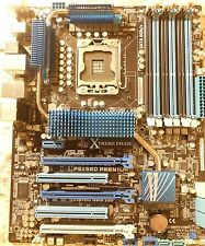 ASUS P6X58D PREMIUM LGA1366 INTEL X58 DDR3 USB 3.0 MOTHERBOARD NO I/O SHIELD
