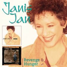 Janis Ian - Revenge/Hunger [New CD] Asia - Import