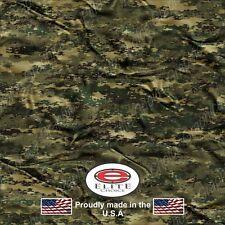 "Digital Marine CL CAMO DECAL 3M WRAP VINYL 52""x15"" TRUCK PRINT REAL CAMOUFLAGE"