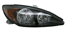 New Replacement Headlight Assembly RH / FOR 2002-04 TOYOTA CAMRY SE