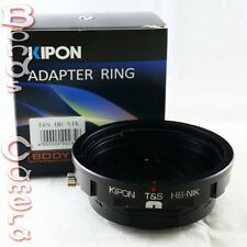 Kipon Hasselblad V mount CF lens to Nikon F Tilt & Shift Adapter for D3X D4 D800