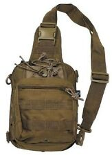 US Molle Schulter Tasche Umhängetasche Shoulder Army Outdoor Molle bag coyote