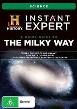 Instant Expert - A Quick Guide To The Milky Way (DVD, 2011)