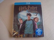 Harry Potter and the Prisoner of Azkaban Blu-Ray SteelBook 1stEdition NEW&SEALED