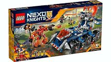 LEGO Nexo Knights 70322: Axl Tower Carrier - Brand New