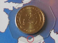 ** 10 CENT EURO MONACO 2002 ** Etat PARFAIT ** SOUS BLISTER D'ORIGINE, du BU !!