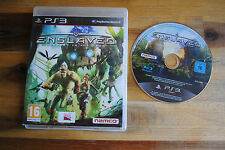 Jeu ENSLAVED ODYSSEY TO THE WEST pour Playstation 3 (PS3) (sans notice)