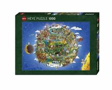 1000 PIECE JIGSAW PUZZLE HY29521 - Heye Puzzles  - The Earth