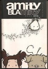 AMITY BLAMITY BOOK ONE SLG 2011 SC GN TPB COMEDY A GIRL, A PIG & THEIR UNCLE NEW