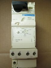 Schneider Electric Telemecanique TeSys Motor Starter LUB12 AND LUC A 12BL