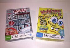 Kids Game Bundle - SpongBob Yahtzee and Pictureka!