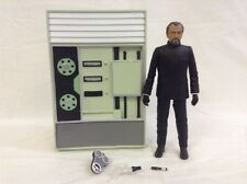 Doctor Who Time Monster The Master with Tardis As Computer Bank action figure se