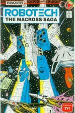 Robotech: The Macross Saga # 5 (USA, 1985)