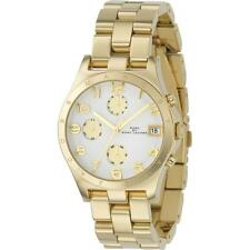MARC BY MARC JACOBS MBM3039 HENERY CHORONOGRAPH GOLD TONE LADIES WATCH