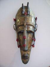 old African mask Marka african art primitif premier tribal