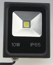 10W Led Landscape Floodlight, Spot light Cool white Garden/Garage security IP65