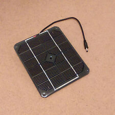 Solar Panel Charger. 6V. 1.6W. Waterproof. Scratch/UV-resistant. Monocrystalline